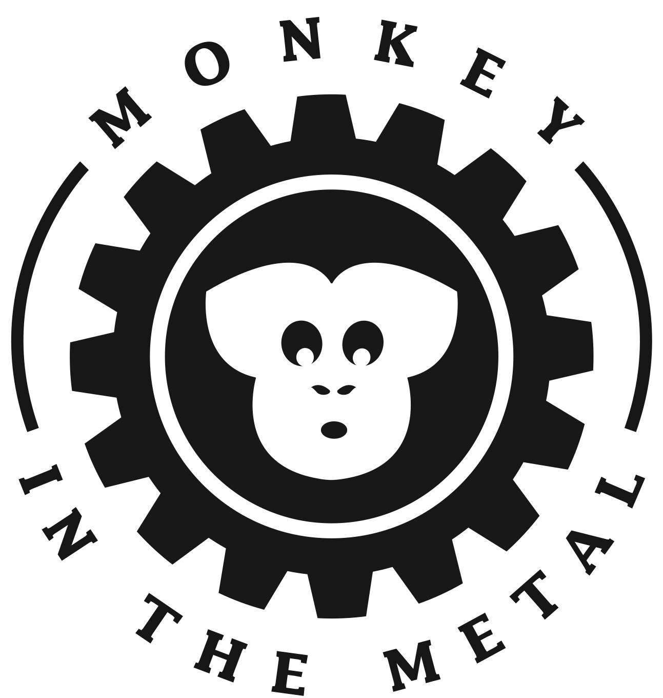 Monkey in the Metal